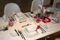 Tischgestecke