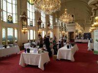 Halle mit Kronleuchtern: Event Agentur creative Service Drummer, Berlin