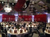 Tischdeko mit Kerzenleuchtern: Event Agentur creative Service Drummer, Berlin
