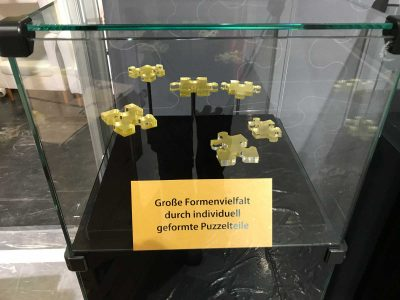 Schmidt Spiele Puzzleteile Event Agentur creative Service Drummer, Berlin