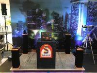 Schmidt Spiele Stand frontal Event Agentur creative Service Drummer, Berlin