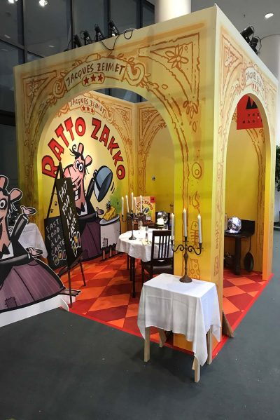 Schmidt Spiele Ratto Zakko Event Agentur creative Service Drummer, Berlin